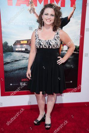 "Editorial image of LA Premiere of ""Tammy"" - Arrivals, Los Angeles, USA - 30 Jun 2014"