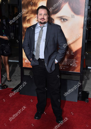"""Chaz Bono arrives at the premiere of """"The Danish Girl"""" at Regency Village Theatre on in Los Angeles"""