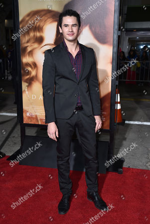 """Monty Geer arrives at the premiere of """"The Danish Girl"""" at Regency Village Theatre on in Los Angeles"""