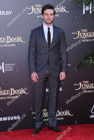 "Editorial photo of LA Premiere of ""The Jungle Book"" - Arrivals, Los Angeles, USA - 4 Apr 2016"