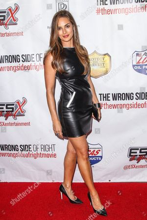 """Editorial image of LA Premiere of """"The Wrong Side of Right"""", Los Angeles, USA - 14 Jul 2015"""
