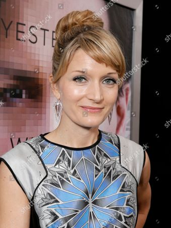 """Editorial picture of LA Premiere Of """"Transcendence"""" - Red Carpet, Los Angeles, USA - 10 Apr 2014"""