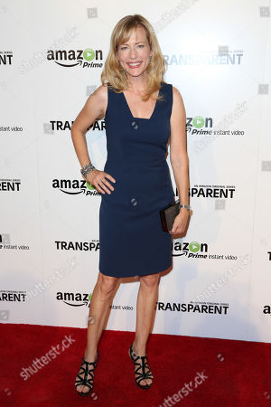 "Cathryn de Prume seen at the LA Premiere of ""Transparent"" at The Ace Hotel on in Los Angeles, California"
