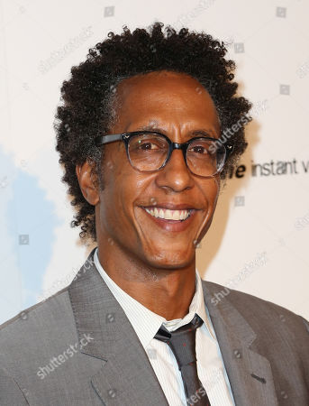 """Andre Royo seen at the LA Premiere of """"Transparent"""" at The Ace Hotel on in Los Angeles, California"""