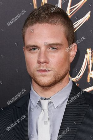 """Jonny Weston attends the LA Premiere of """"We Are Your Friends"""" held at TCL Chinese Theatre, in Los Angeles"""