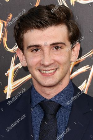 "Stock Picture of Alex Shaffer attends the LA Premiere of ""We Are Your Friends"" held at TCL Chinese Theatre, in Los Angeles"