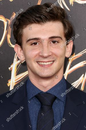 "Stock Image of Alex Shaffer attends the LA Premiere of ""We Are Your Friends"" held at TCL Chinese Theatre, in Los Angeles"