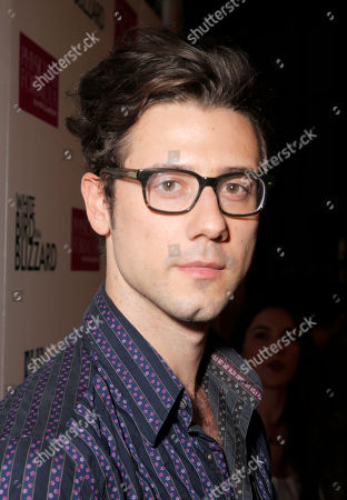 """Hale Appleman arrives at the premiere of """"White Bird in a Blizzard"""" at the ArcLight Hollywood, in Los Angeles"""