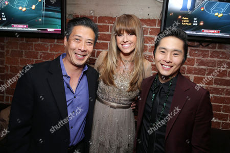 Editorial picture of LA premiere of 21 and Over, Los Angeles, USA - 21 Feb 2013