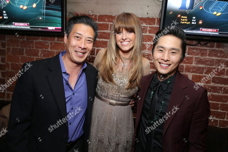 Editorial photo of LA premiere of 21 and Over, Los Angeles, USA - 21 Feb 2013