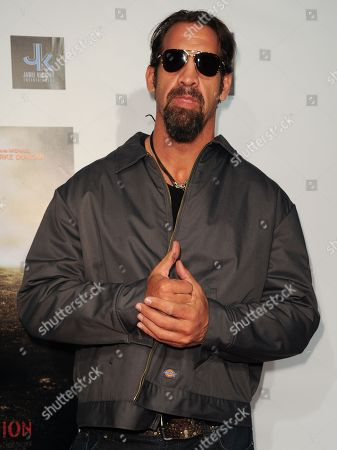 """Stock Image of Matthew Willig arrives at the LA premiere of """"A Resurrection"""" at the ArcLight Cinemas on in Los Angeles"""