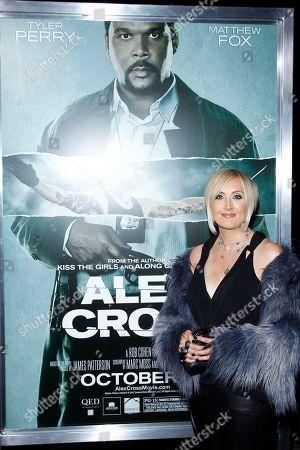 Editorial image of LA Premiere of Alex Cross, Los Angeles, USA - 15 Oct 2012