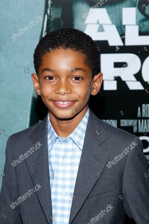 "Actor Sayeed Shahidi attends the LA premiere of ""Alex Cross"" at the ArcLight Cinerama dome on in Los Angeles"