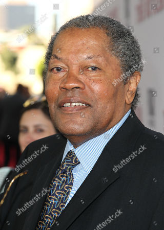 """Clarence Williams III arrives at the Los Angeles premiere of """"Lee Daniels' The Butler"""" at the Regal Cinemas L.A. Live Stadium 14 on"""