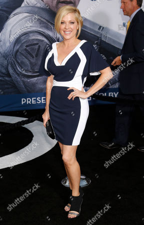 """Jennifer Aspen arrives at the LA premiere of """"Oblivion"""" at the TCL Chinese Theater on in Los Angeles"""