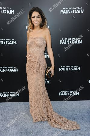 Editorial picture of LA Premiere of Pain and Gain, Hollywood, USA - 22 Apr 2013