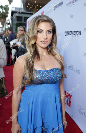 Marisa Saks at the LA Premiere of Scary Movie V at the Cinerama Dome on in Los Angeles