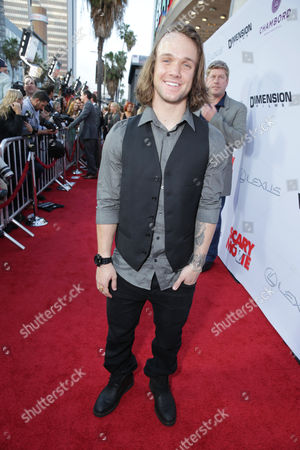 Louie Vito at the LA Premiere of Scary Movie V at the Cinerama Dome on in Los Angeles