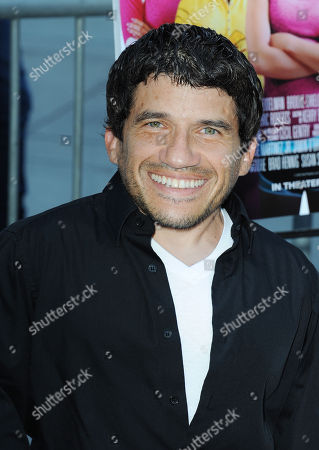 """Mark Povinelli arrives at the LA premiere of """"The Hot Flashes"""" at the ArcLight Hollywood on in Los Angeles"""