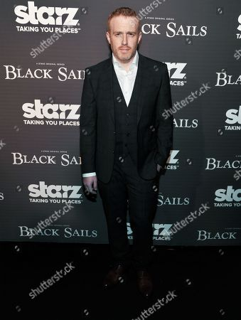 """Jonathan E. Steinberg arrives at the LA Premiere Screening of """"Black Sails"""" on in Los Angeles"""