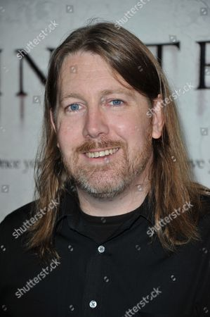 """Stock Image of C. Robert Cargill attends the LA screening of """"Sinister"""" at Landmarks Theatres Regent, in Los Angeles"""