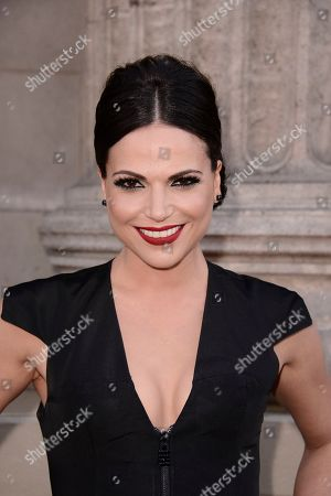 """Editorial photo of LA Special Screening For Season Four Of """"Once Upon A Time"""", Los Angeles, USA - 21 Sep 2014"""