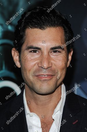"Stock Photo of David DeSantos arrives at the LA Special Screening Of ""John Wick"", in Los Angeles"