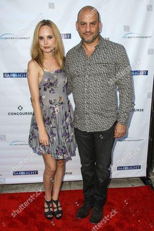 "Editorial photo of LA Special Screening of ""Safelight"", Beverly Hills, USA - 17 Jul 2015"