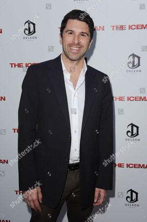 Editorial photo of LA Special Screening of The Iceman, Hollywood, USA - 22 Apr 2013