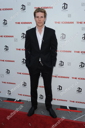 """Lance Broadway arrives at the LA Special Screening of """"The Iceman"""" at the ArcLight Hollywood Theater on in Hollywood, Calif"""