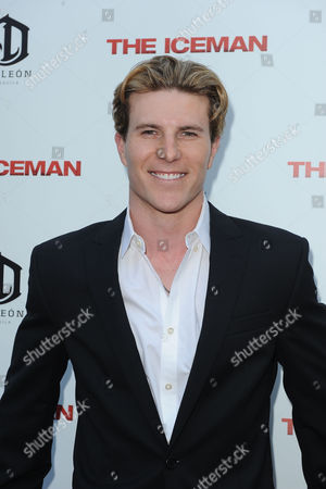 "Stock Picture of Lance Broadway arrives at the LA Special Screening of ""The Iceman"" at the ArcLight Hollywood Theater on in Hollywood, Calif"
