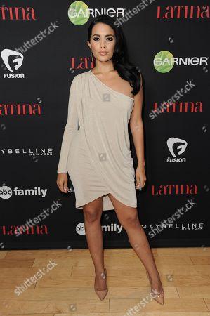 "Editorial photo of LATINA Magazine's ""30 Under 30"" Party, West Hollywood, USA - 13 Nov 2014"