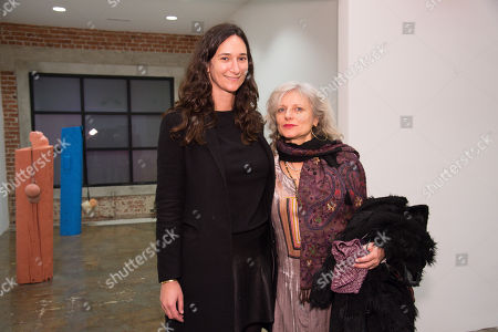 Editorial image of LAXART Opening In Hollywood, Los Angeles, USA - 10 Jan 2015