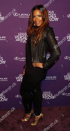 Editorial photo of Lexus Presents: Verses and Flow Season 3 with Jill Scott, Los Angeles, USA - 6 May 2013