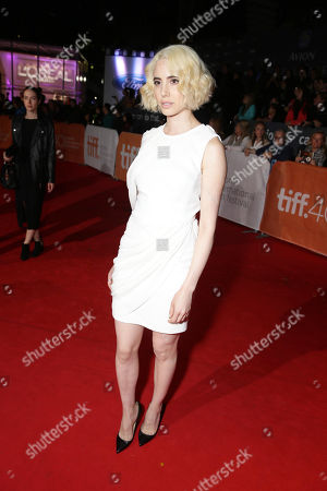 Jeannine Kaspar at the Lionsgate 'Freeheld' Premiere at 2015 Toronto International Film Festival, in Toronto, Canada