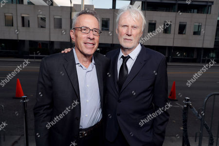 "Producer Tom Rosenberg and Producer Andre Lamal seen at Lionsgate Los Angeles Special Screening of ""American Pastoral"" at Samuel Goldwyn Theater, in Beverly Hills, CA"