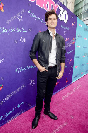 "Anthony Padilla seen at Lionsgate Premiere of ""Dirty 30"" at ArcLight Cinemas, in Los Angeles"