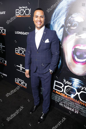 "Editorial picture of Lionsgate Presents the World Premiere of Tyler Perry's ""Boo! A Madea Halloween"", Los Angeles, USA - 17 Oct 2016"
