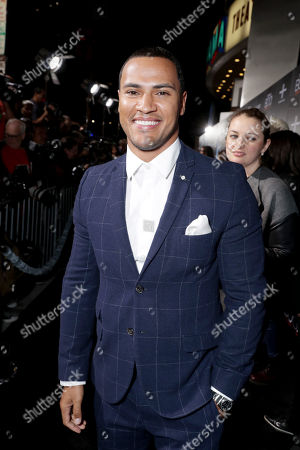 "Stock Picture of Andre Hall seen at Lionsgate Presents the World Premiere of Tyler Perry's ""Boo! A Madea Halloween"" at ArcLight Cinerama Dome, in Los Angeles"
