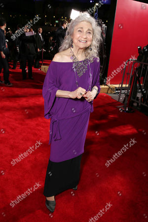 Lynn Cohen seen at Lionsgate's 'The Hunger Games: Catching Fire' Los Angeles Premiere, on Monday, Nov, 18, 2013 in Los Angeles