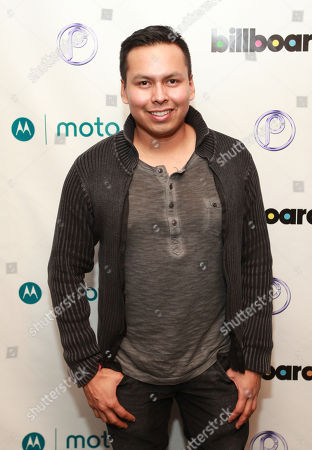 Jeremiah Bitsui is seen at Park City Live Day 4 on in Park City, Utah