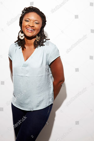 "Lizz Wright poses for a portrait in promotion of her new album ""Freedom & Surrender"" in New York"