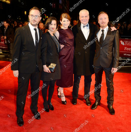 Editorial picture of London Film Festival - The Mayfair Hotel Gala - Good Vibrations, LONDON, United Kingdom - 19 Oct 2012