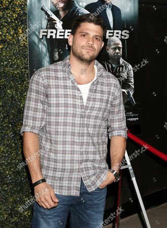"""Editorial photo of Los Angeles Screening of """"Freelancers"""", Beverly Hills, USA - 7 Aug 2012"""