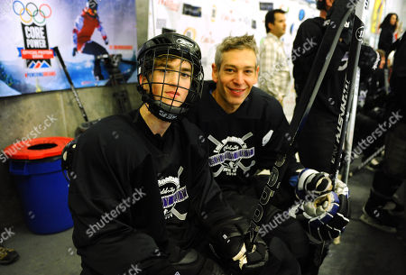 Editorial picture of Luc Robitaille's Celebrity Shoot Out Benefitting Echoes of Hope, Park City, USA - 19 Jan 2014
