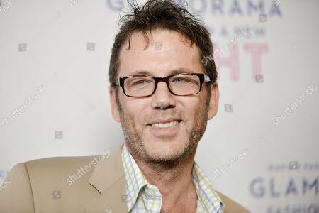 David Millbern arrives at the Macy's Passport's Glamorama at The Orpheum Theatre on in Los Angeles