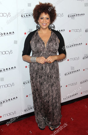 Stock Picture of Kim Coles attends Macy's Passport presents Glamorama 2012 at The Orpheum Theatre, in Los Angeles