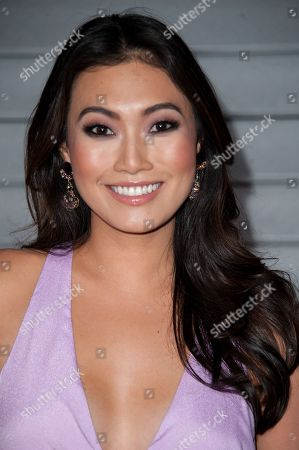Catherine Haena Kim arrives at the MAXIM Hot 100 Party on in West Hollywood, Calif