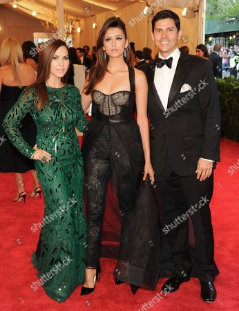 Editorial image of MET Museum Costume Institute Benefit, New York, USA - 6 May 2013