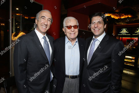 Editorial image of Metro-Goldwyn-Mayer 90th Anniversary Kicks off Celebration, Los Angeles, USA - 22 Jan 2014